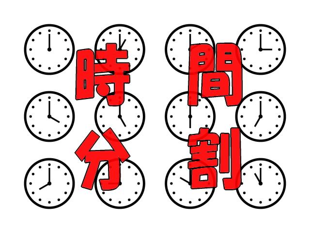 「時間は伸びない、だが無限に分割することができる」使い方について